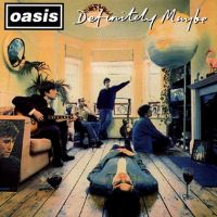 Cover: Oasis - Definitely Maybe