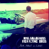 Cover: Noel Gallagher's High Flying Birds - AKA... What A Life!
