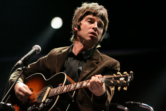 Noel Gallagher @ 1LIVE