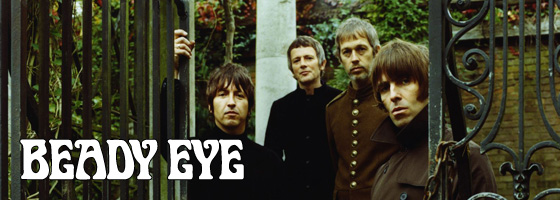 Teaser Beady Eye